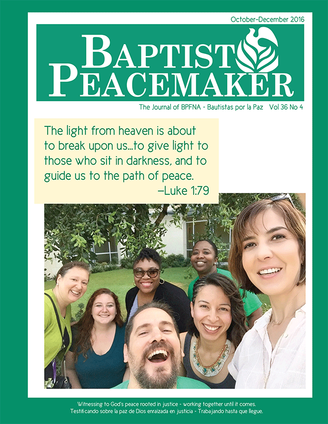 2016 Hispanic Summer Program Teaches Students about Peace by Mayra Picos Lee